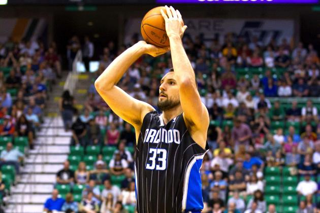 Ryan Anderson: Orlando Magic Reportedly Trade Center to Hornets