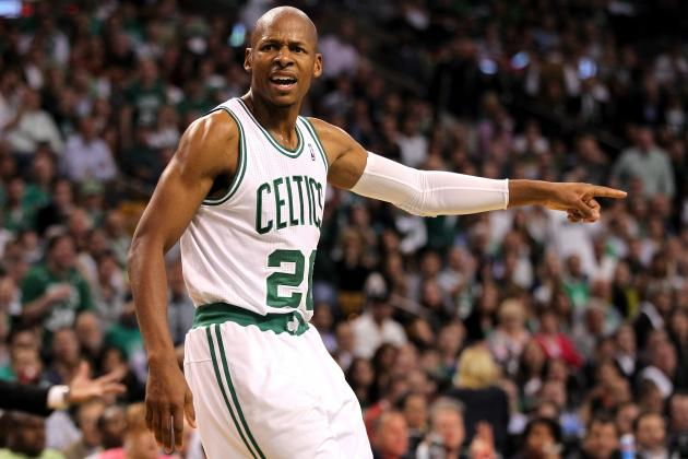 Boston Celtics Fans Will and Should Boo Ray Allen