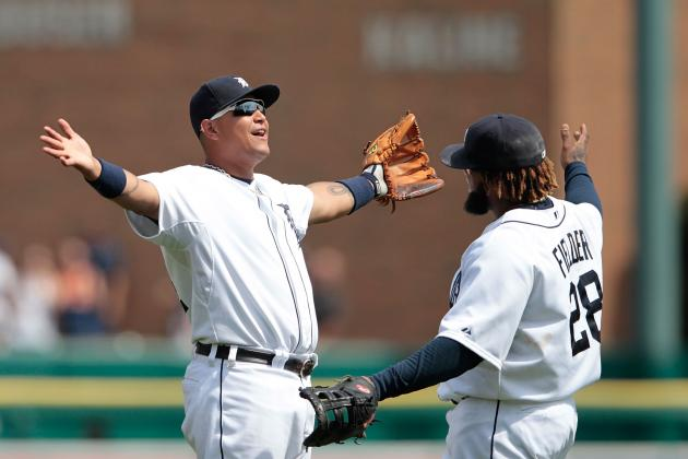 Detroit Tigers Rely on Long Ball in Sweep over Kansas City Royals