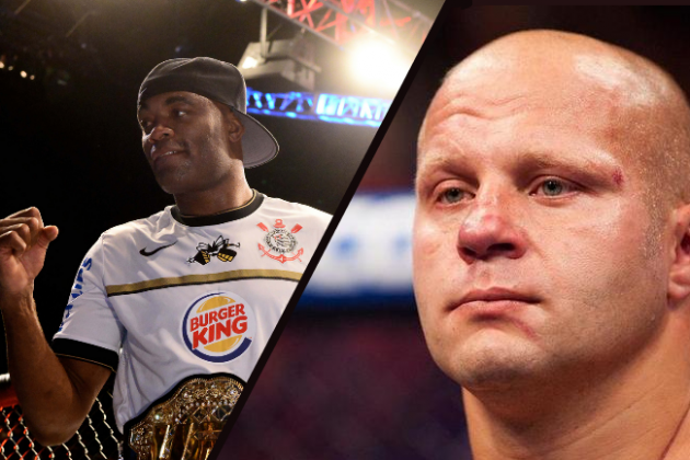 Anderson Silva vs. Fedor Emelianenko: Who Is the Best Mixed Martial Artist Ever?