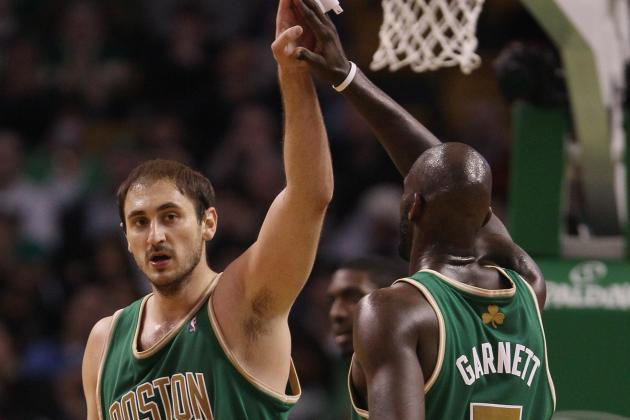 NBA Rumors: Is Nenad Krstic Considering a Return to the Boston Celtics?