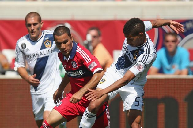 Los Angeles Galaxy vs. Chicago Fire: Rating the Galaxy Players