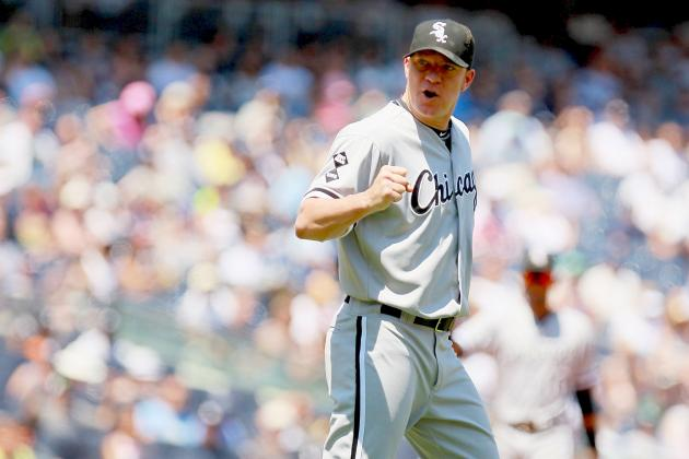 Jake Peavy Replaces C.J. Wilson on AL All-Star Game Roster