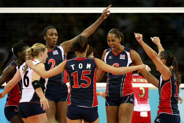 London Olympics: US Volleyball Medal Hopes Hinge on Logan Tom, Other Veterans