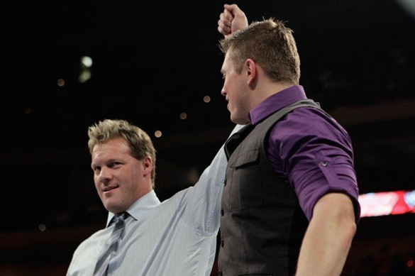 WWE: Why the Miz Must Feud with Chris Jericho Upon His Return