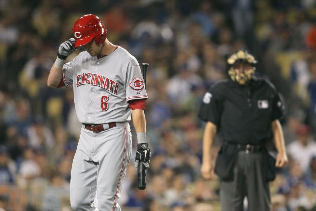Cincinnati Reds: Is Drew Stubbs the Odd Man Out?
