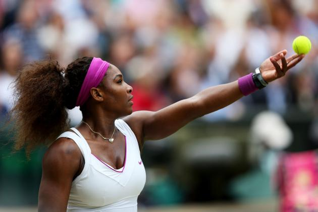 Serena Williams: 2012 Wimbledon Champ Should Be Favorite Heading into US Open