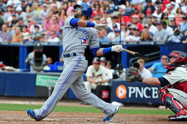 Home Run Derby 2012:  Jose Bautista Will Be Unstoppable