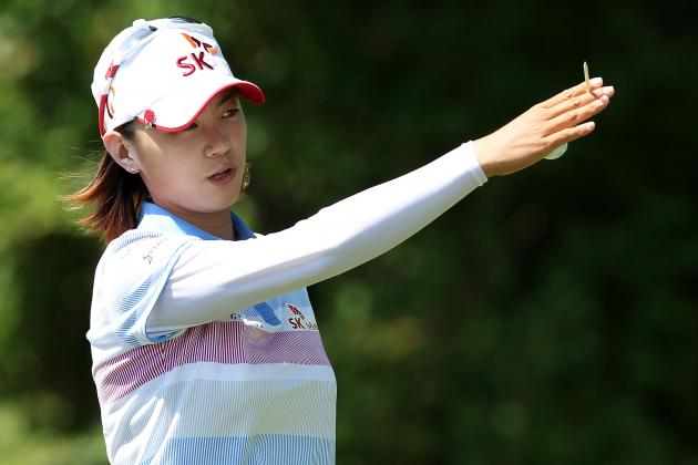 US Women's Open Golf 2012 Leaderboard: Na Yeon Choi and Top Performers