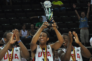 USA vs Australia U17 Finals: Future NBA Studs in Global Basketball Bout