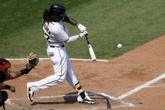 Home Run Derby 2012 Time: Predicting Each Participant's Performance