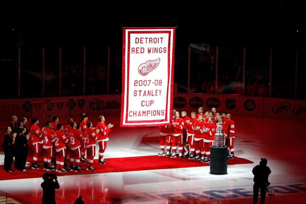 Detroit Red Wings, Hockeytown Is All That