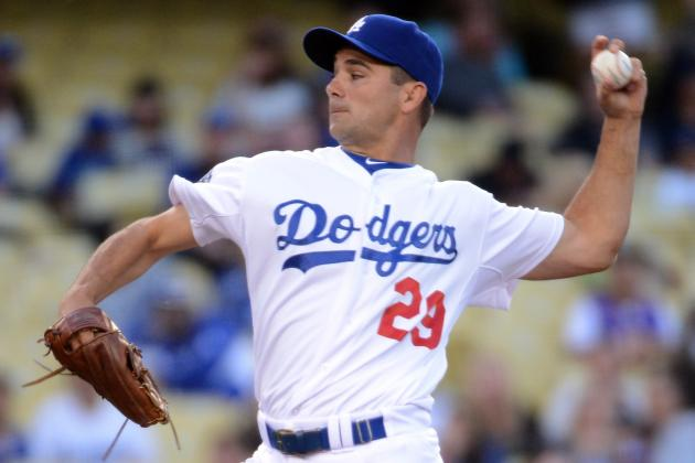Los Angeles Dodgers: Ted Lilly Won't Be September Savior