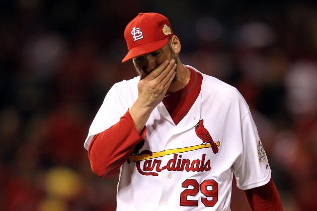 Chris Carpenter Done in 2012, Are the St. Louis Cardinals Doomed?