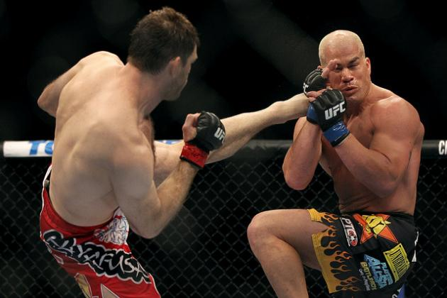 UFC 148 Results: Did Tito Ortiz Call It Quits Too Late in His Career?