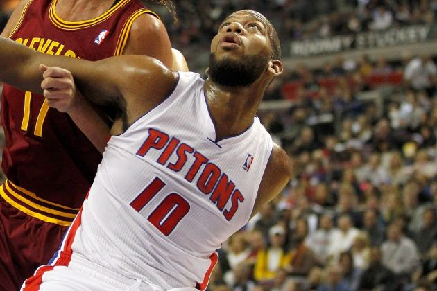 Greg Monroe Upset over Select Team Snub