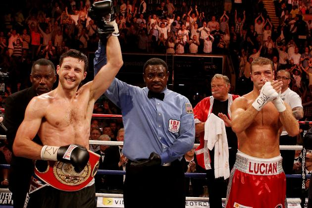 Lucian Bute Exercises Rematch Clause Against Carl Froch: Is It the Right Move?