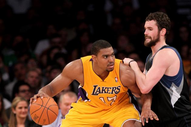 NBA Trade Rumors 2012: Could Kevin Love Be a Laker in 2013?