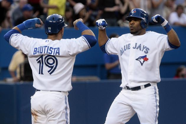 Can Jose Bautista and Edwin Encarnacion Combine for 100 Home Runs?