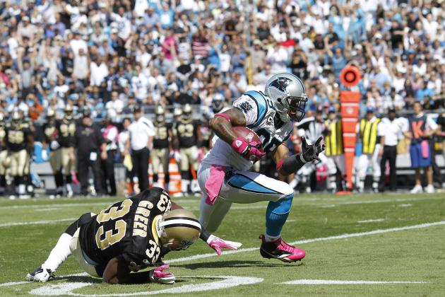 Carolina Panthers: Predicting the Depth Chart at Wide Receiver
