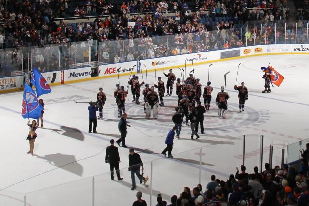 New York Islanders: Nassau County Renews Effort to Keep Team