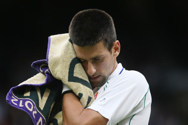 Novak Djokovic Ranked No. 2: Blame the Madrid Masters Blue Clay?