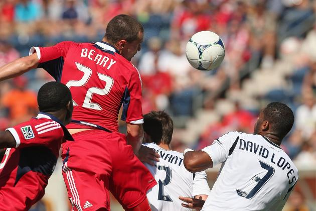 Chicago Fire 0-2 LA Galaxy: Fire Gets Rubbed out as Robbie Keane Strikes