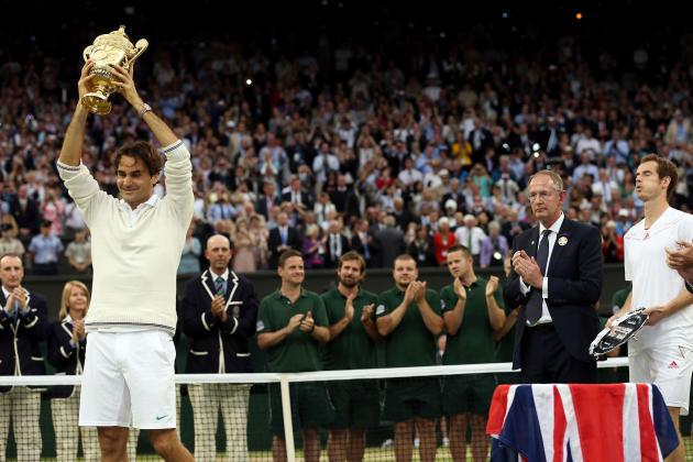 Wimbledon 2012: Roger Federer, the Making of a Champion, Part 2