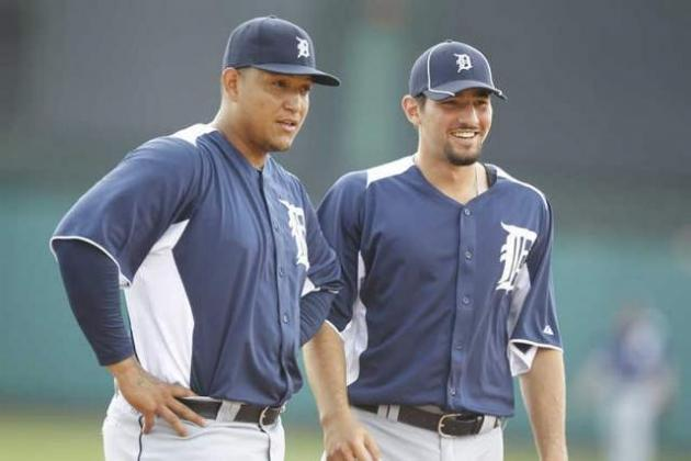 Nick Castellanos: Could Hot Prospect Force Detroit Tigers' Hand?