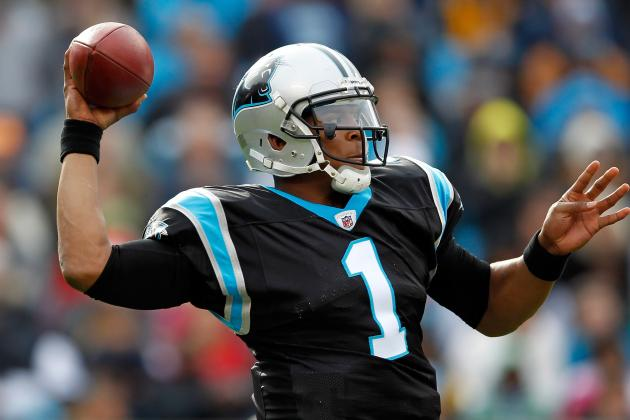 Why Cam Newton's NFL Record for QB Rushing Touchdowns Is a Fluke