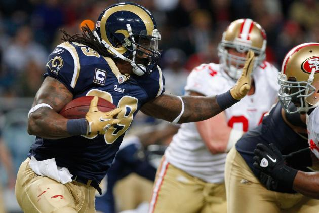 St. Louis Rams: Why Steven Jackson Deserves Another Playoff Appearance