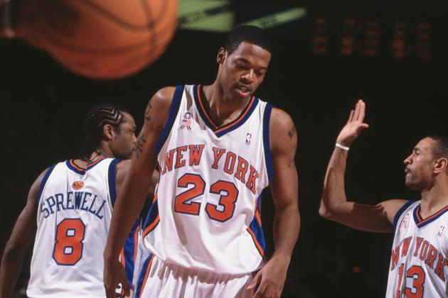 NBA Free Agent Rumors: NY Knicks Trying to Keep Marcus Camby from Miami Heat