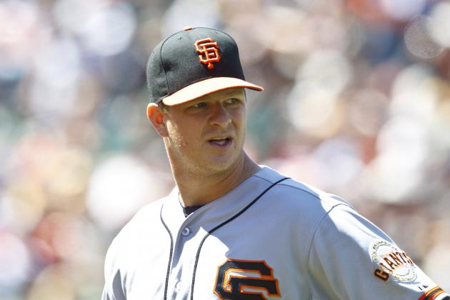 Matt Cain Named NL Starter for 2012 MLB All-Star Game