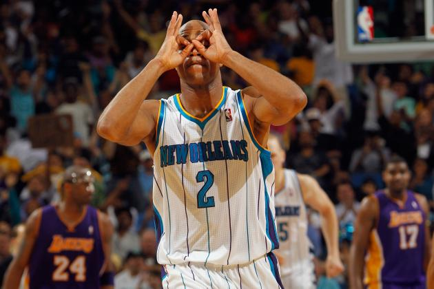 Jarrett Jack Calls Ray Allen 'A Traitor' for Signing with Heat