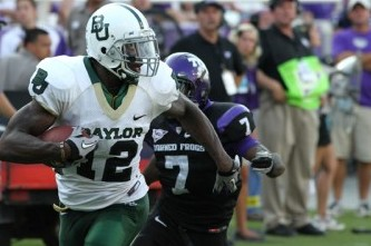2012 Supplemental Draft: Baylor's Josh Gordon Brings Hope and Hype