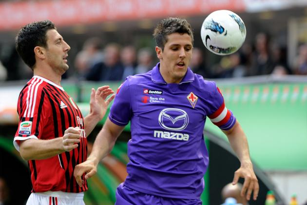 Arsenal Transfer News: Stevan Jovetic a Good Replacement for Robin van Persie?
