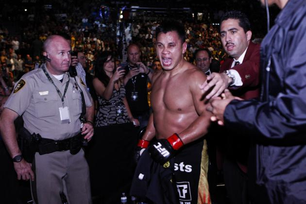 UFC 148 Results: Should Cung Le Go Out on a High Note?