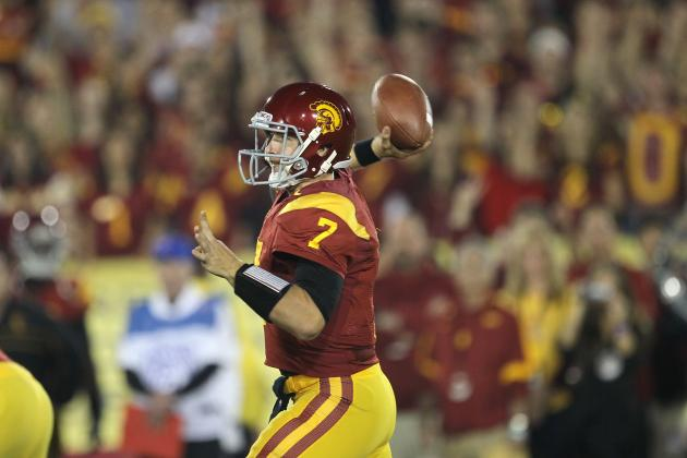2012 USC Trojans Football Predictions and Futures Betting Odds