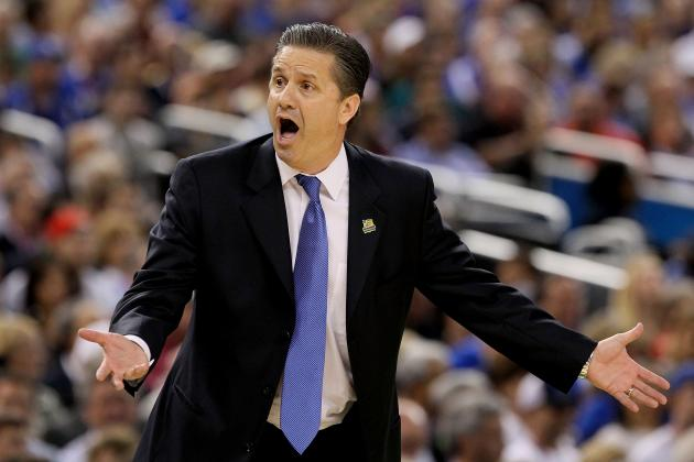 Nigeria Tops Calipari's D.R. for Last Olympic Bid