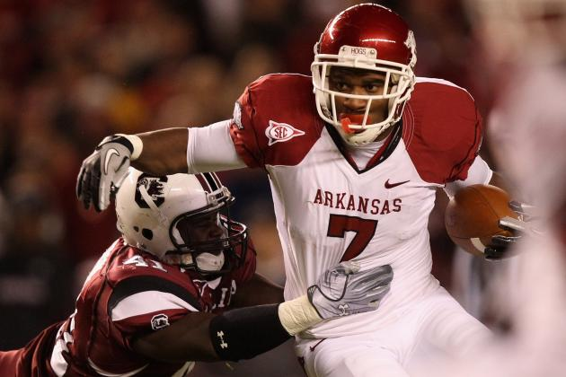 2012 Maxwell Award Watch List: Breaking Down SEC Contenders