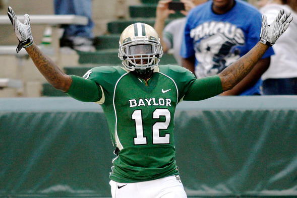NFL Supplemental Draft: Will the Miami Dolphins Bid on Baylor WR Josh Gordon?