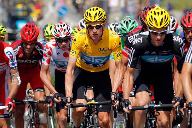 Tour De France 2012 TV Schedule: What to Watch for in Stage 9 Time Trials
