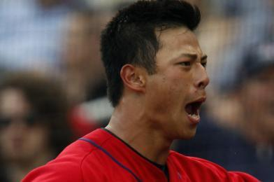 2012 College World Series MVP: Rob Refsnyder and the