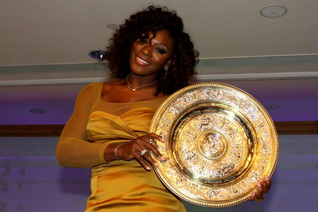 Williams vs. Radwanska: Serena Should Be Olympic Favorite After Wimbledon Win