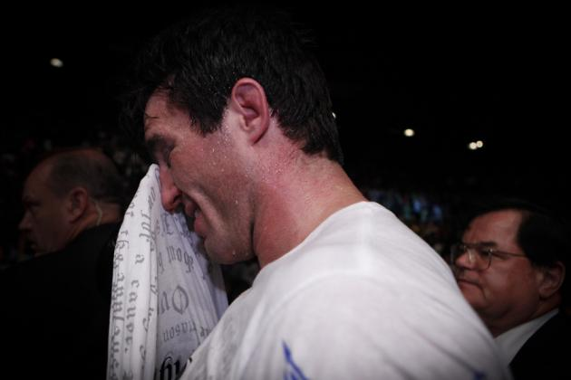Silva vs. Sonnen: Should Sonnen Get Another Shot at His