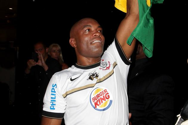 UFC 148 Results: Why Anderson Silva Is Still P4P No. 1 in the World