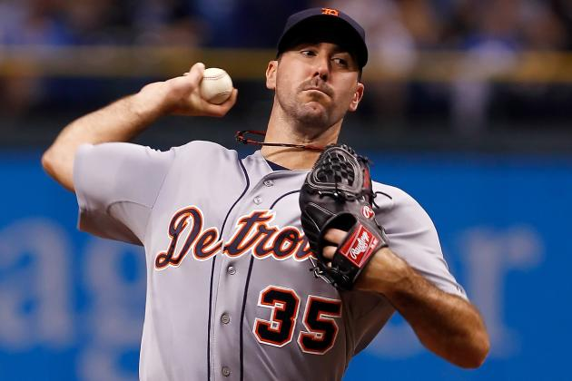 ESPY Awards 2012: Tigers' Justin Verlander Deserves to Win Best Male Athlete