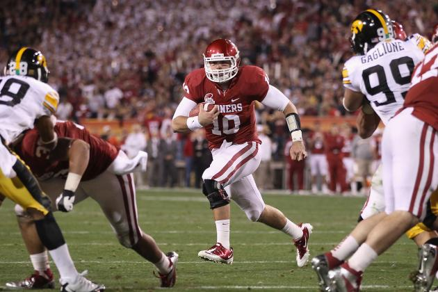 Oklahoma Football: Blake Bell Must Play Larger Role for Sooners to Compete