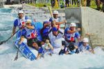 Olympic Torch Extinguished in Whitewater Rafting Gaffe