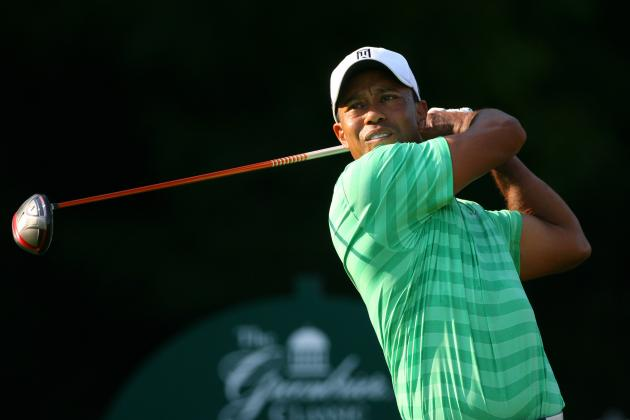 Tiger Woods: British Open Sure to Be Tiger's Return to Limelight